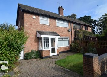 Thumbnail 3 bed semi-detached house to rent in Hazeldene Way, Thingwall, Wirral, Merseyside