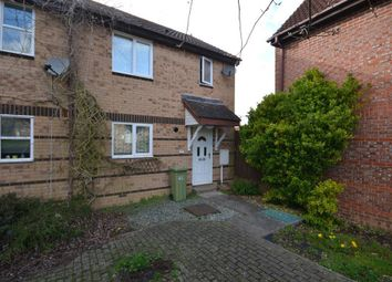 Thumbnail 3 bed end terrace house to rent in Rosemullion Avenue, Tattenhoe, Milton Keynes, Buckinghamshire