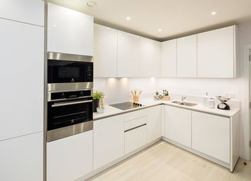 "Thumbnail 2 bedroom flat for sale in ""Bennett House-Duplex"" at St. Pancras Way, London"