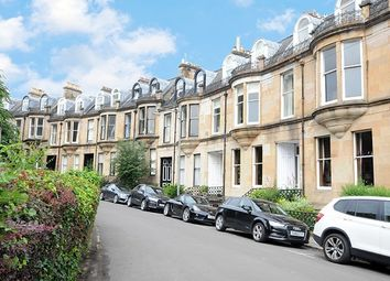 Thumbnail 4 bed flat for sale in Grosvenor Crescent, Glasgow