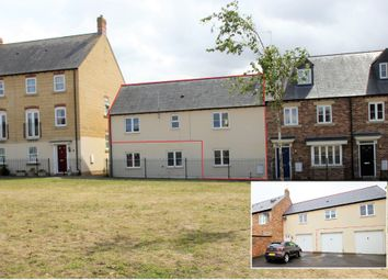 Thumbnail 2 bed flat for sale in Blackthorn Mews, Carterton