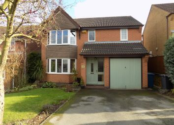 Thumbnail 4 bedroom detached house for sale in Campion Way, Bingham, Nottingham