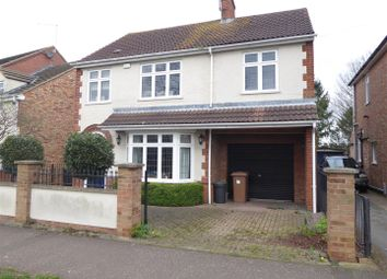 Thumbnail 3 bed detached house for sale in Fulbridge Road, Walton, Peterborough