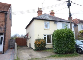 Thumbnail 2 bedroom semi-detached house for sale in Graham Road, Cookham, Berkshire