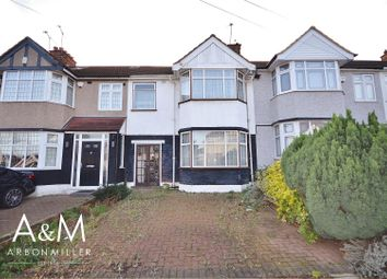 Thumbnail 3 bed terraced house for sale in Oakleafe Gardens, Barkingside, Ilford