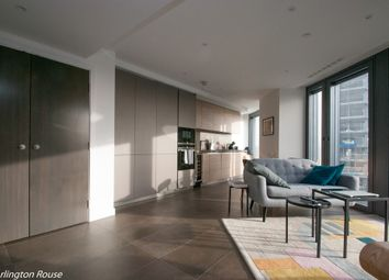 Thumbnail 1 bed property to rent in Chronicle Tower, City Road, Islington, London