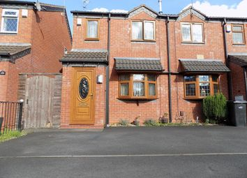 Thumbnail 2 bed end terrace house for sale in Hallchurch Road, Dudley