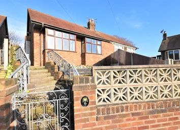 Thumbnail 2 bed semi-detached bungalow for sale in Hillside Close, Blackpool