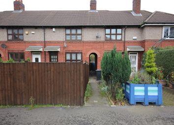 Thumbnail 2 bedroom terraced house for sale in Dagnam Road, Arbourthorne, Sheffield