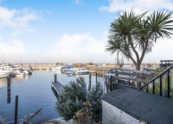 Thumbnail 2 bed detached house for sale in Velsheda Court, Hythe Village Marina, Southampton
