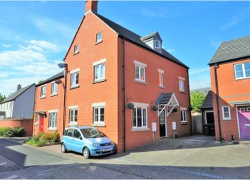 Thumbnail 4 bed semi-detached house for sale in Dowse Road, Devizes