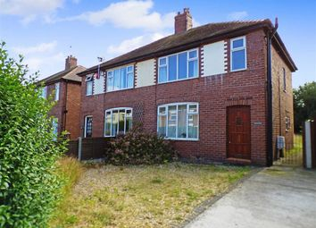 Thumbnail 3 bed semi-detached house for sale in Newfield Street, Sandbach