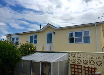 Thumbnail 2 bed mobile/park home for sale in Newquay, Cornwall