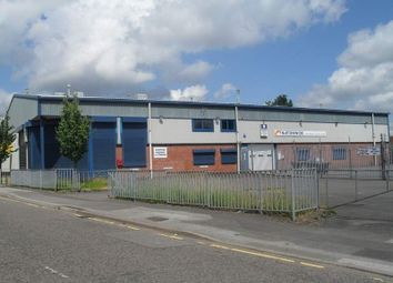 Thumbnail Light industrial for sale in Portland Street Walsall, West Midlands