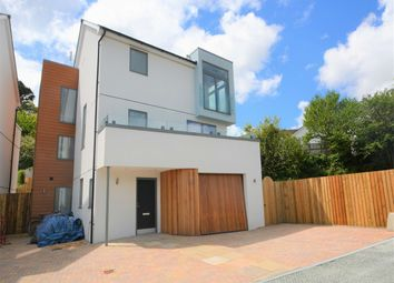 Thumbnail 4 bed detached house for sale in The Haven, Bosvigo Lane, Truro