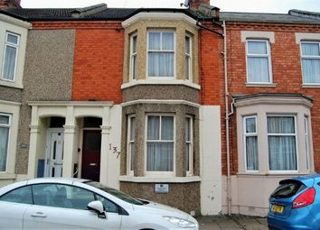Thumbnail 3 bedroom terraced house for sale in Lutterworth Road, Abington, Northampton