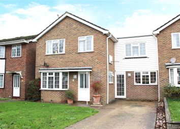 Thumbnail 4 bed detached house for sale in Merryfield Crescent, Angmering, Littlehampton