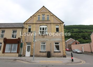 Thumbnail 2 bed flat for sale in Marine Street, Cwm, (Bottom Flat), Ebbw Vale, Blaenau Gwent.