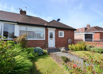 Thumbnail 2 bed semi-detached bungalow for sale in 2 Kinross Crescent, Blackpool
