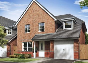 """Thumbnail 4 bedroom detached house for sale in """"Ascot"""" at Woodmansey Mile, Beverley"""