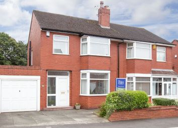 Thumbnail 3 bed semi-detached house for sale in East Mount, Orrell, Wigan