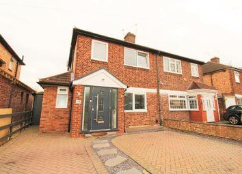 Windsor Avenue, Hillingdon, Middlesex UB10. 3 bed semi-detached house for sale