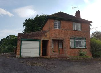 Thumbnail 3 bed detached house for sale in Petersfield Road, Privett, Alton