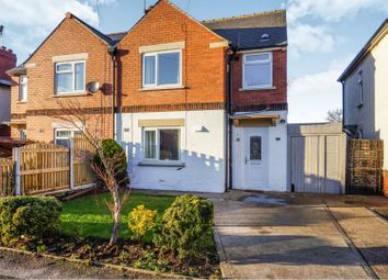 Thumbnail 3 bed semi-detached house for sale in Greenwood Avenue, Mansfield Woodhouse
