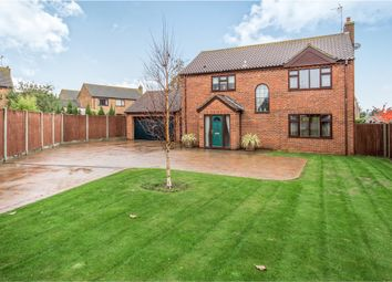 Thumbnail 4 bed detached house for sale in Sea View Rise, Hopton, Great Yarmouth