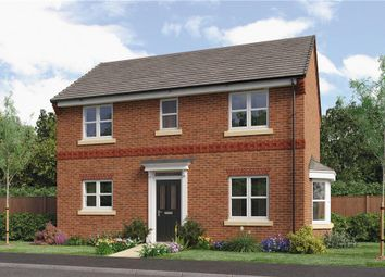 "Thumbnail 3 bedroom detached house for sale in ""Milton"" at Oteley Road, Shrewsbury"
