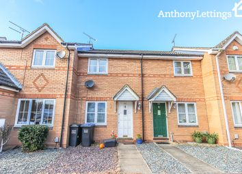 Thumbnail 2 bed terraced house to rent in Heyford Way, Hatfield