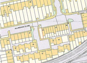 Thumbnail Land for sale in Allingham Close, London