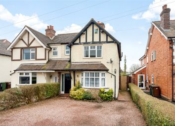 Thumbnail 3 bed semi-detached house for sale in Stourbridge Road, Fairfield, Bromsgrove, Worcestershire