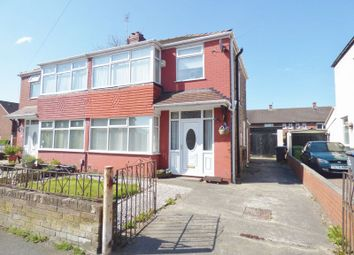 Thumbnail 3 bed semi-detached house for sale in Clifford Road, Penketh, Warrington