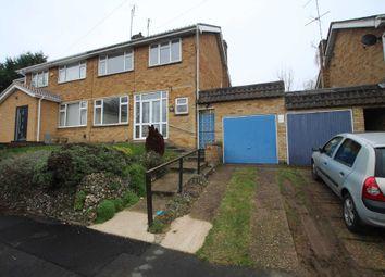 Thumbnail 3 bed semi-detached house to rent in Lamsey Road, Hemel Hempstead