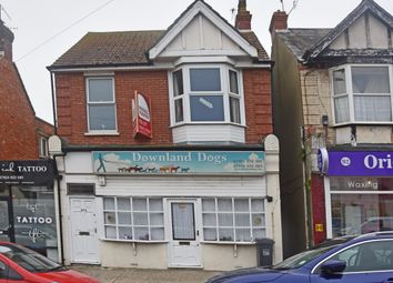 Thumbnail 2 bedroom flat to rent in Ham Road, Worthing