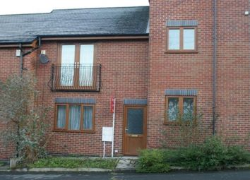 Thumbnail 2 bed town house to rent in Bridgewater Court, Etruria, Stoke-On-Trent