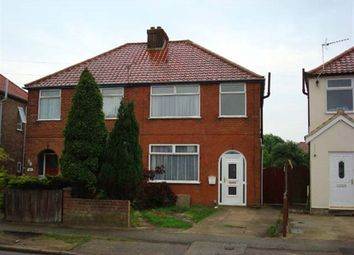 Thumbnail 3 bed semi-detached house to rent in Boyton Road, Ipswich
