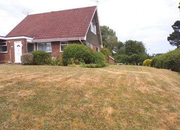 Thumbnail 4 bed bungalow for sale in Wootton Bridge, Ryde, Isle Of Wight