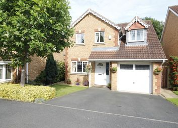 Thumbnail 4 bed detached house for sale in Arran Way, Rothwell, Leeds