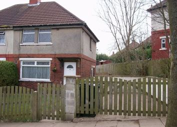 Thumbnail 2 bedroom semi-detached house for sale in Sowden Road, Daisy Hill, Bradford, West Yorkshire