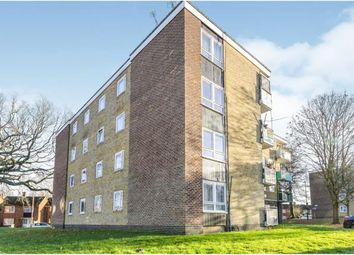 Thumbnail 2 bed flat for sale in Hollybrook, Southampton, Hampshire
