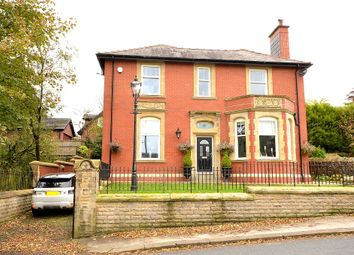 Thumbnail 4 bed detached house for sale in Dibble House, High Street, Belmont, Bolton