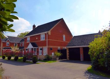 Thumbnail 4 bed property for sale in Scholars Way, Lowside, Upwell, Norfolk