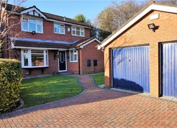Thumbnail 4 bed detached house for sale in Wicken Bank, Heywood
