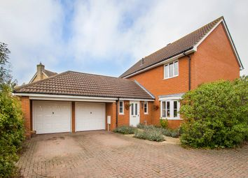 Thumbnail 4 bed detached house for sale in Thorny Way, Highfields Caldecote, Cambridge