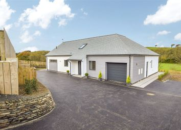 Thumbnail 4 bed detached house for sale in Pinch Hill, Marhamchurch, Bude