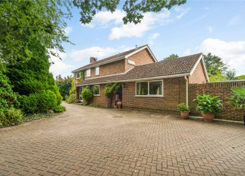 Thumbnail 4 bed detached house for sale in Bulkeley Close, Englefield Green, Surrey