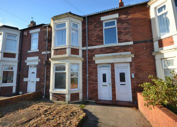 Thumbnail 2 bedroom flat to rent in East View, Wideopen, Newcastle Upon Tyne