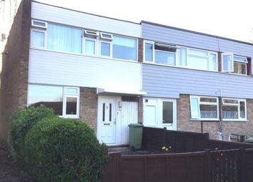 Thumbnail 3 bed end terrace house for sale in Windermere Drive, Bletchley, Milton Keynes